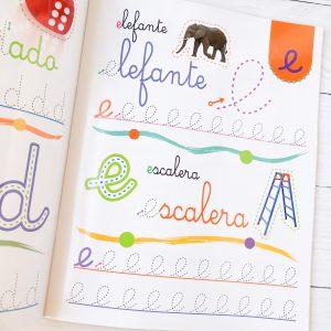 magigrafías letras minúsculas
