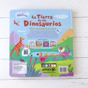tierra de los dinosaurios