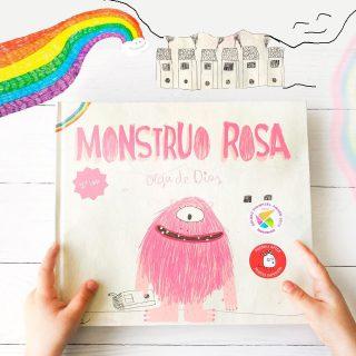 """""""Monstruo rosa"""" un cuento sobre el valor de la diferencia. Una historia para entender la diversidad como elemento enriquecedor de nuestra sociedad, Monstruo Rosa es un grito de libertad. 🌈🏳️🌈💛❤️🧡💛💚💙💜📚 Por ahora lo encuentras en preventa en la TIENDA ONLINE 👩🏻💻 www.buencrecer.cl O envíame MD AYÚDAME 💛 ↗️Comparte 📌Guarda ✨ @Etiqueta a quien le gustan los 📚 tanto como a ti. #diadelorgullo#lgtb#lgtbi#literaturainfantil#lij#cuentos#cuento#coeducacion#igualdad #libreriainfantil"""
