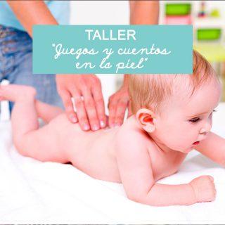 """¿Te gustaría aprender a conectar con tu hijo a través de los masajes y fomentar el amor por los libros a la vez? Te quiero invitar a participar de este taller """"Cuentos y juegos en la Piel"""" para lograr conectarte de una manera lúdica y afectiva con tu bebé.💛🌈📚 Lee la info en la bio 👆🏻 o escríbeme por MD CUPOS LIMITADOS 🤗 #Masajeinfantil #crianzaconciente #maternidadconciente #bebés #sermadre #buencrecer #talleronline #cuentosyjuegos"""